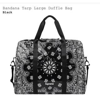 シュプリーム(Supreme)のSupreme Bandana Tarp large Duffle bag(ボストンバッグ)
