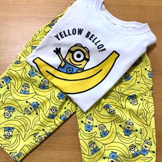 UNIQLO - ユニクロ ミニオン Tシャツ&ステテコ セット