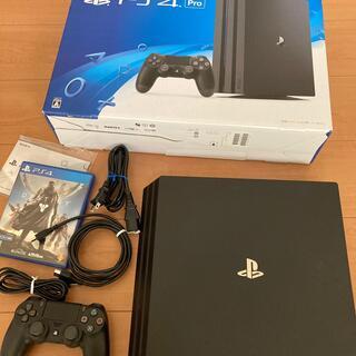 PlayStation4 - PS4プレイステーション4 pro本体 1TB フルセット 動作確認済