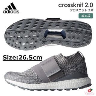 アディダス(adidas)の新品 アディダス アディクロス ゴルフシューズ メンズ 26.5cm(シューズ)