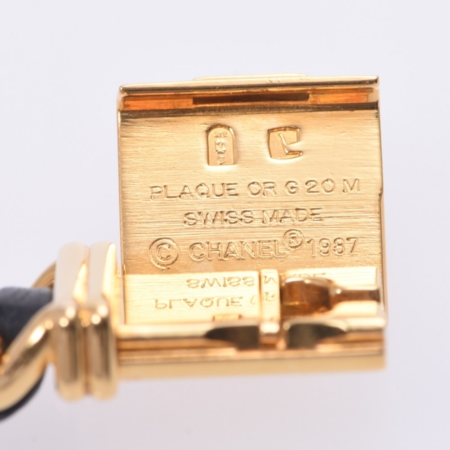 CHANEL(シャネル)のシャネル  プルミエール 腕時計 レディースのファッション小物(腕時計)の商品写真