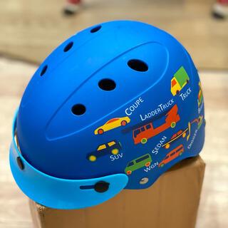 ブリヂストン(BRIDGESTONE)のBRIDGESTONE ヘルメット 車柄 46〜52(自転車)