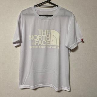 ザノースフェイス(THE NORTH FACE)のTHE NORTH FACE ノースフェイス ロゴT Mサイズ(Tシャツ/カットソー(半袖/袖なし))