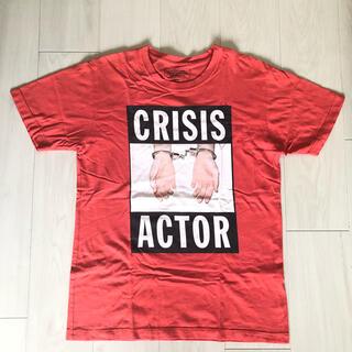 NEIGHBORHOOD - NEIGHBORHOOD Tシャツ Mサイズ 赤