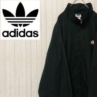 アディダス(adidas)のアディダス 万国旗タグ 90s ジップアップ ジャケット ブルゾン X L(ブルゾン)
