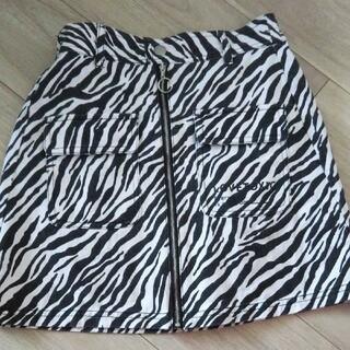 ラブトキシック(lovetoxic)のラブトキシック スカートパンツ 150(スカート)