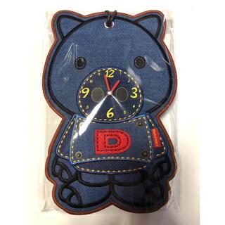 ドラッグストアーズ(drug store's)のdrugstore's 置時計 掛け時計 非売品(置時計)
