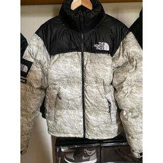 Supreme - THE NORTH FACE SUPREME PAPER NUPTSE