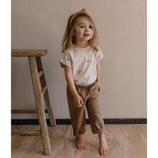 キャラメルベビー&チャイルド(Caramel baby&child )の新品 STUDIO BOHEME PARIS パンツ PANTS COUSIN(パンツ/スパッツ)