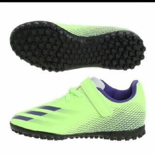 アディダス(adidas)の新品 送料込み adidas 子供用 21センチ サッカー シューズ トレシュー(その他)