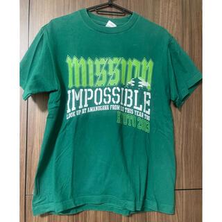マンウィズアミッション(MAN WITH A MISSION)の京都大作戦2013 Tシャツ Sサイズ(ミュージシャン)