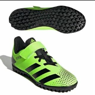 アディダス(adidas)の新品 送料込み adidas 子供用 22センチ サッカー シューズ トレシュー(その他)