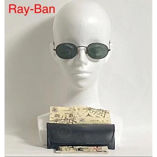 レイバン(Ray-Ban)の【希少】Ray-Ban レイバン サングラス ボシュロム USA製 W1283(サングラス/メガネ)