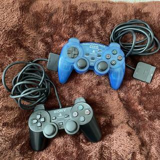 プレイステーション2(PlayStation2)のps2 純正コントローラー(家庭用ゲーム機本体)