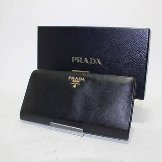 プラダ(PRADA)の正規品 良品✨プラダ/サフィアーノ♦️がま口 長財布♦️(財布)