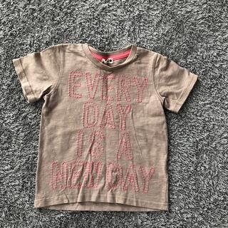 ブランシェス(Branshes)の刺繍tシャツ110(Tシャツ/カットソー)