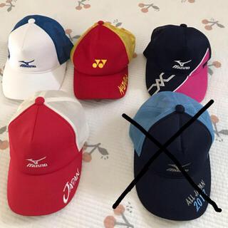 ミズノ ヨネックス 帽子 (テニス)