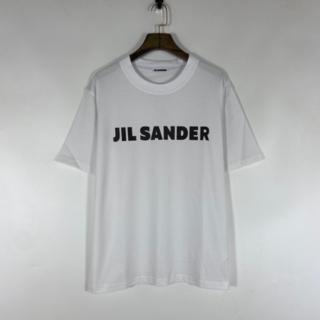 ジルサンダー(Jil Sander)の超美品 JIL SANDER ジルサンダー オーバーサイズ ロゴ Tシャツ(Tシャツ(半袖/袖なし))