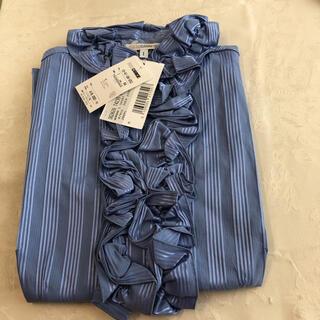 ナラカミーチェ(NARACAMICIE)の新品未使用 ナラカミーチェ NARACAMICIE シャツ Mサイズ(シャツ/ブラウス(半袖/袖なし))