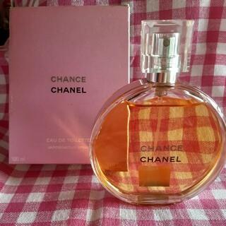 CHANEL - CHANEL香水チャンスオードトアレ100㎎り