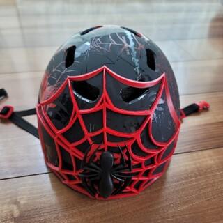 スパイダーマン子供用自転車ヘルメット(自転車)