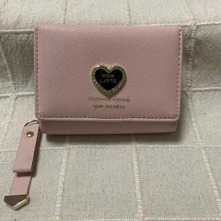 ピンクラテ(PINK-latte)のピンクラテ 折り財布 ミニ財布 財布(財布)