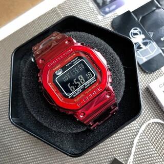 CASIO - CASIO カシオ G-SHOCK GMW-B5000 電波ソーラー腕時計