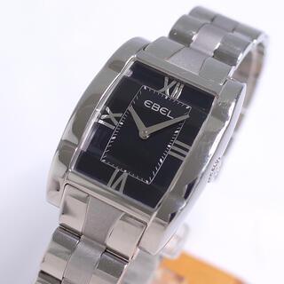 エベル(EBEL)の【エベル】タラワ 腕時計 黒文字盤 可動 ボーイズ レディース EBEL(腕時計(アナログ))