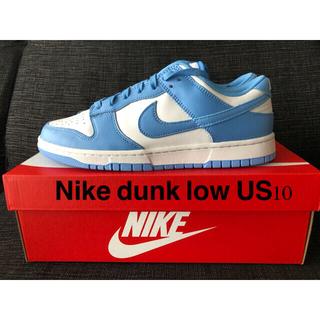 ナイキ(NIKE)の[週末価格] Nike Dunk Low US10(スニーカー)