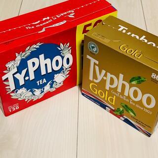Typhoo ティーバックセット(茶)