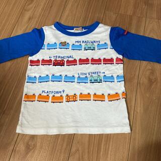 ミキハウス(mikihouse)のミキハウス プッチートレイン ロンT 100(Tシャツ/カットソー)