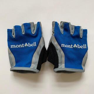 モンベル(mont bell)のmont-bell モンベル サイクリンググローブ XS ロードバイク手袋(ウエア)