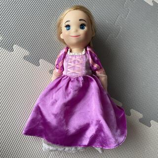 ディズニー(Disney)のラプンツェル  人形(ぬいぐるみ/人形)