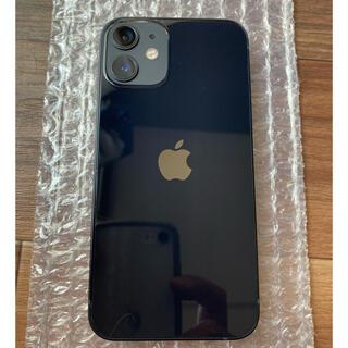 iPhone - iPhone12mini SIMフリー 64GB  ブラック 超美品