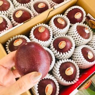 秀品!【沖縄県産 パッションフルーツ】 1箱(フルーツ)