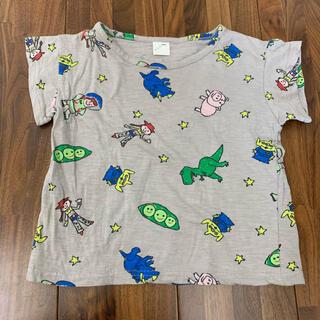 トイストーリー Tシャツ 110 未使用
