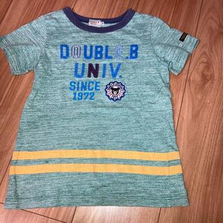 ダブルビー(DOUBLE.B)の値下げ ミキハウス ダブルB Tシャツ 110(Tシャツ/カットソー)