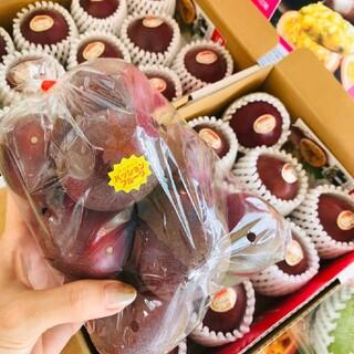 【沖縄県産 パッションフルーツ】(お得パック・500g) 1袋(フルーツ)