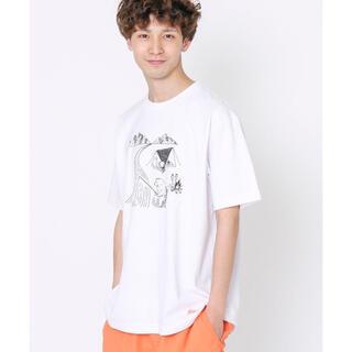 コーエン(coen)の 【コーエン】KELTY(ケルティ)別注プリントTシャツ(Tシャツ/カットソー(半袖/袖なし))