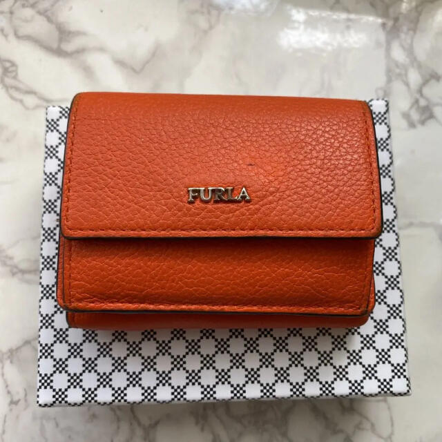 Furla(フルラ)のFURLA 三つ折り財布 レディースのファッション小物(財布)の商品写真