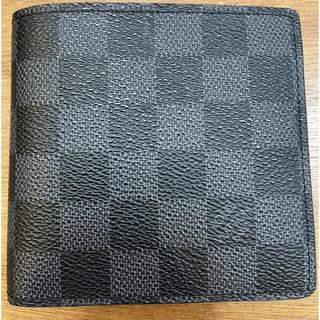 LOUIS VUITTON - 新品未使用 LOUIS VUITTON ルイ ヴィトン ダミエ 二つ折り財布