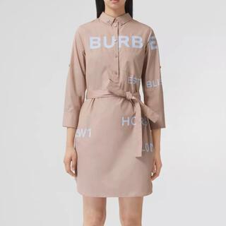 バーバリー(BURBERRY)のバーバリー シャツドレス(シャツ/ブラウス(長袖/七分))