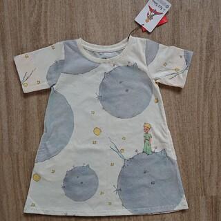 Design Tshirts Store graniph - グラニフ キッズ90 星の王子さまコラボワンピース