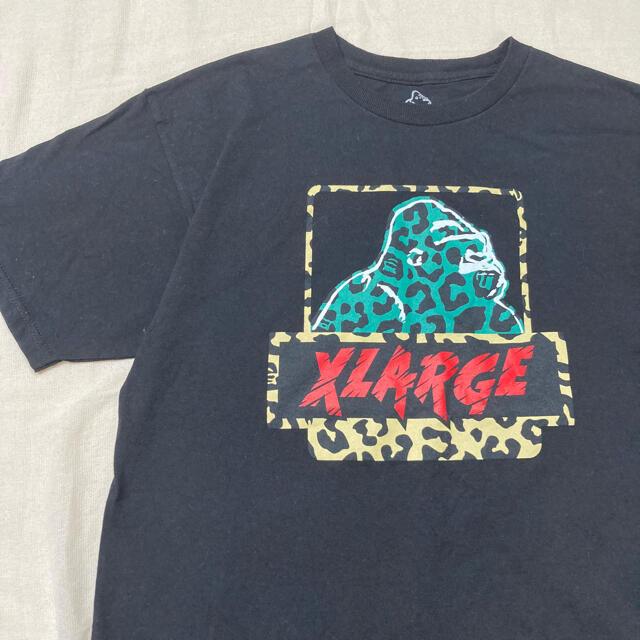XLARGE(エクストララージ)の専用XLARGEエクストララージ ビッグロゴ半袖Tシャツ 希少カラー メキシコ製 メンズのトップス(Tシャツ/カットソー(半袖/袖なし))の商品写真
