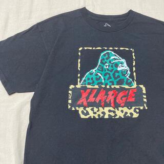XLARGE - XLARGEエクストララージ ビッグロゴ 半袖Tシャツ 希少カラー メキシコ製