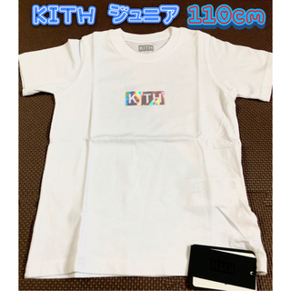シュプリーム(Supreme)のkith  SS《ジュニア Tシャツ》(Tシャツ/カットソー)