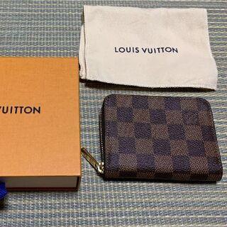 ルイヴィトン(LOUIS VUITTON)のジッピーコインパース(コインケース/小銭入れ)