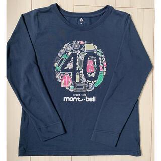 モンベル(mont bell)のモンベル40周年記念 ウィックロンロンT(Tシャツ(長袖/七分))