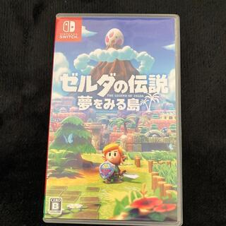 任天堂 - ゼルダの伝説夢を見る島 Switch