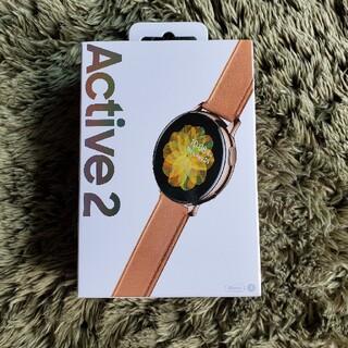 Galaxy - Galaxy Watch Active2  44mm ゴールド
